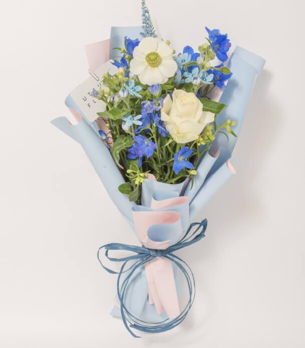 UTSUWA FLOWER|田町、三田のカフェ併設のお花屋さん